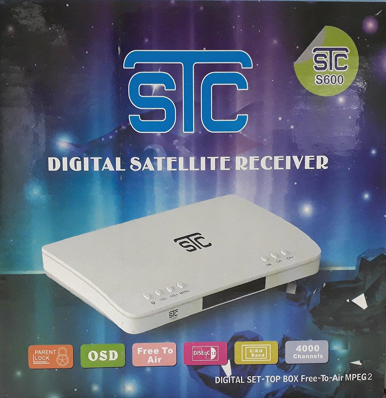 STC S-600 DVB-S, SD FTA Satellite Receiver- Reviews, Price and
