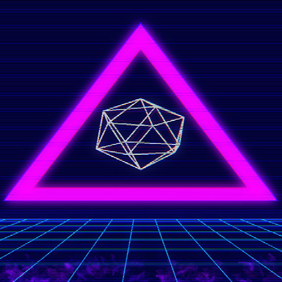 Retrowave Wallpaper Engine