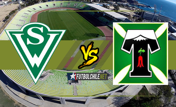 Ver stream hd youtube facebook movil android ios iphone table ipad windows mac linux resultado en vivo, online: Santiago Wanderers vs Deportes Temuco