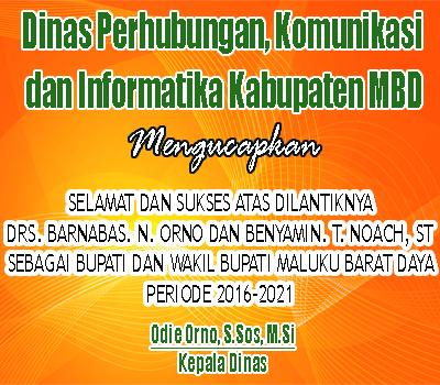 Pelantikan Bupati Maluku Barat Daya