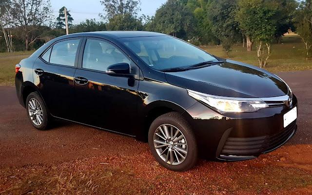 Por que o Toyota Corolla vende bem e faz sucesso?