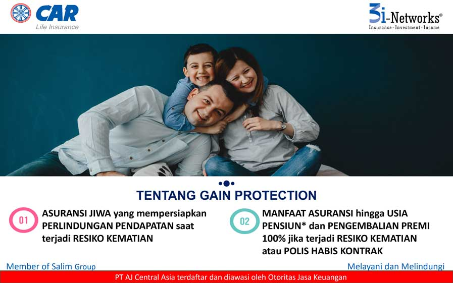 Gain Protection 3i networks