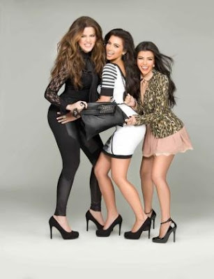 The Kardashian sisters share all about their clothing line, Kardashian Kollection.