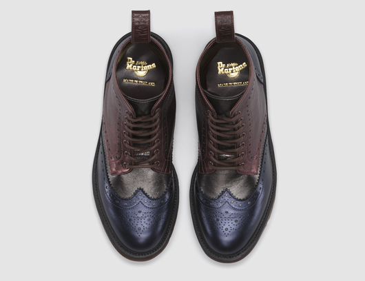 Essenzialmente caos generazione  Made Well And In England: Dr. Martens 'Made In England' Collection Anthony  Boot | SHOEOGRAPHY