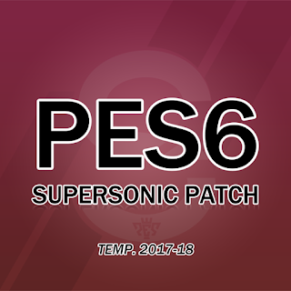 PES 6 Supersonic Patch