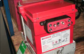aircraft battery