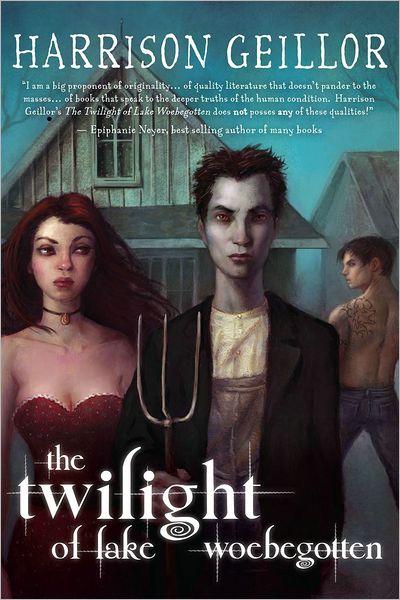 Mash Ups and More Update - The Twilight of Lake Woebeggotten - July 16, 2011