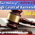HIGH COURT OF KARNATAKA RECRUITMENT 2019 OF 71 CIVIL JUDGE VACANCIES
