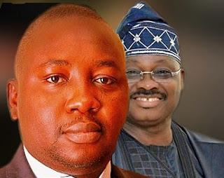 Abiola Ajimobi and adegoke adelabu
