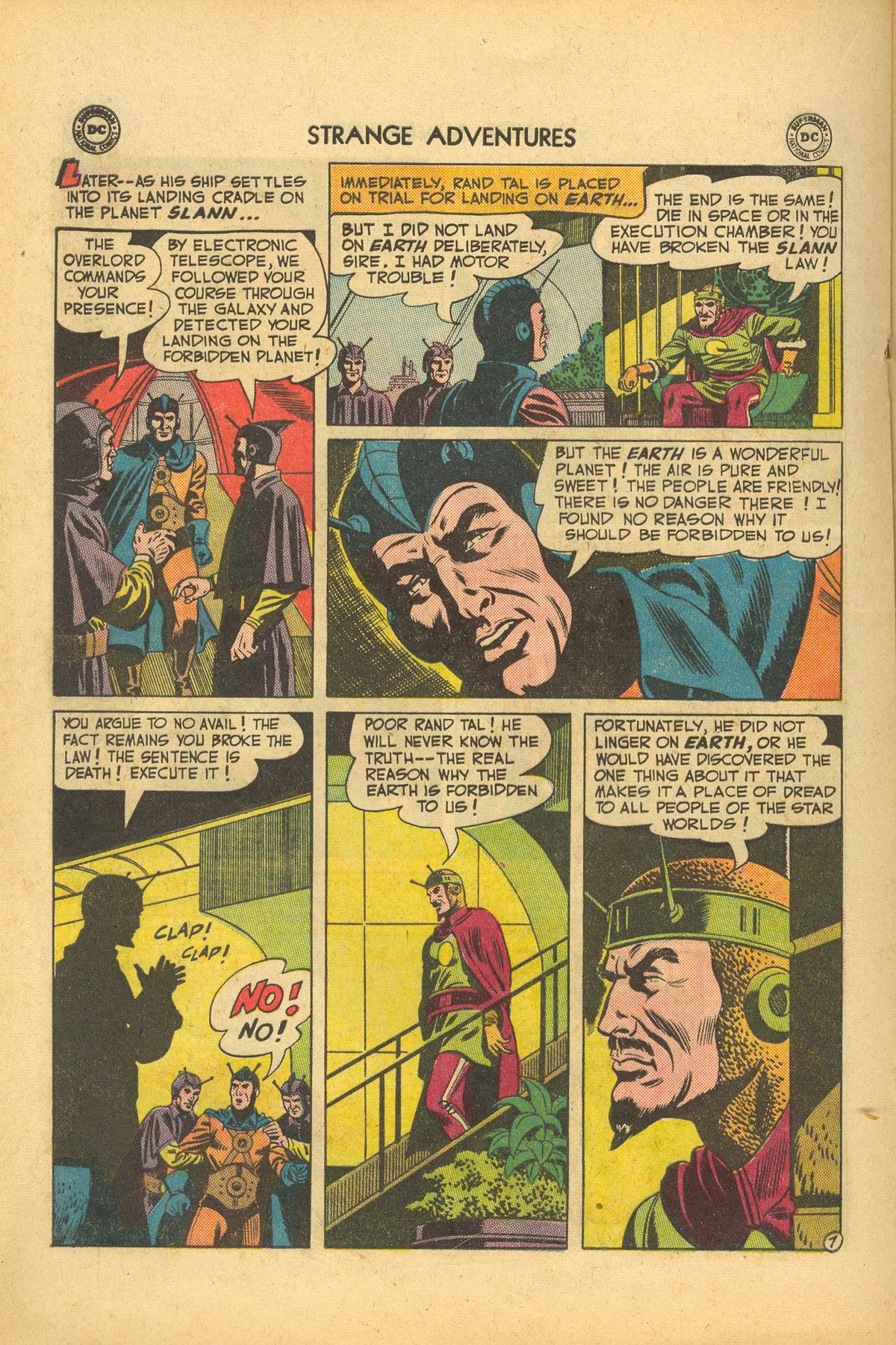 Strange Adventures (1950) issue 148 - Page 20