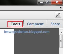 cara menghilangkan watermark pada file pdf