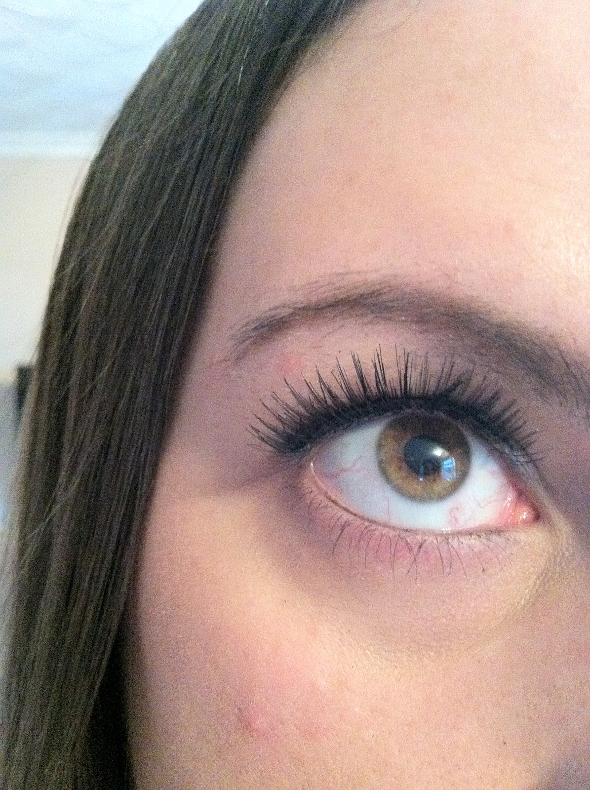 fe58c2fd65c The last set I tried are these #131 Lashes, part of the Ardell Fashion  Range.