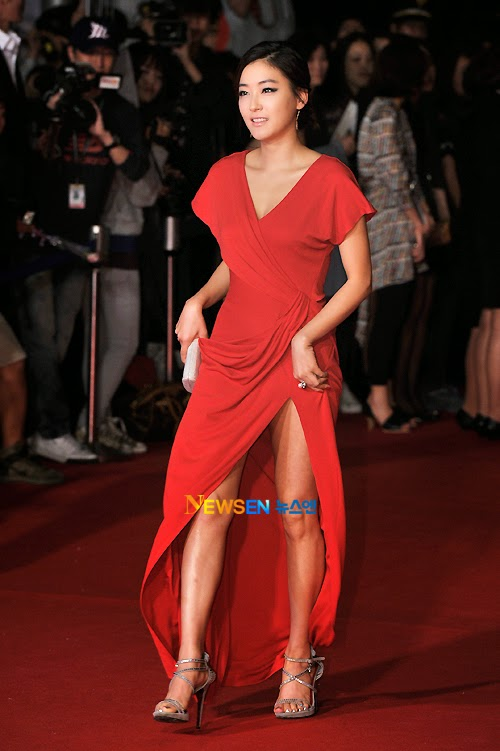 Park Jin Hee (박진희) - 16th Busan Film Festival (BIFF 2011) on 6th October 2011