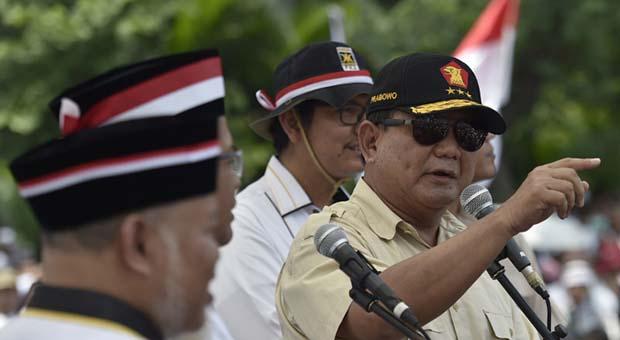 11 Tahun Gerindra, Prabowo Minta Kader Jadi Pendekar Hadapi Fitnah