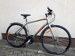 Stolen Bicycle - Trek FX 2