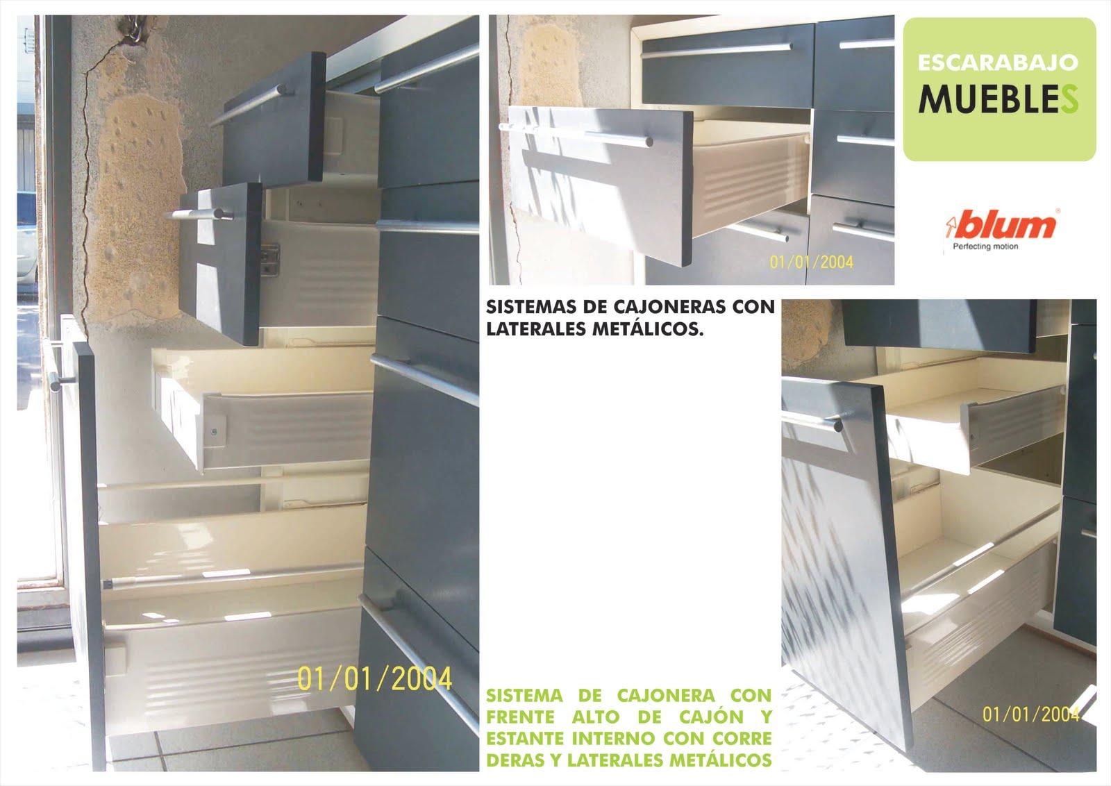 Muebles De Cocina Metalicos   De Cocinas Y Closet Fabricante De ...