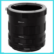 Canon t3i Extension Tube