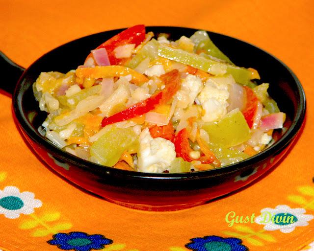salata cu sos de mustar