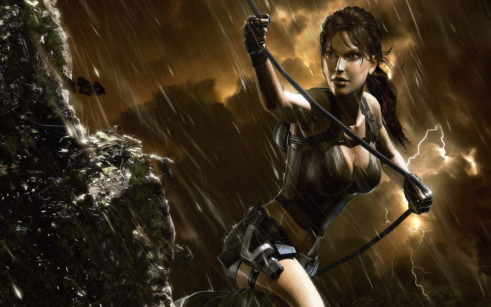 Tomb Raider 2013 Wallpaper Hd 100 Most Wanted Games 2013 Wallpapers 1920x1080