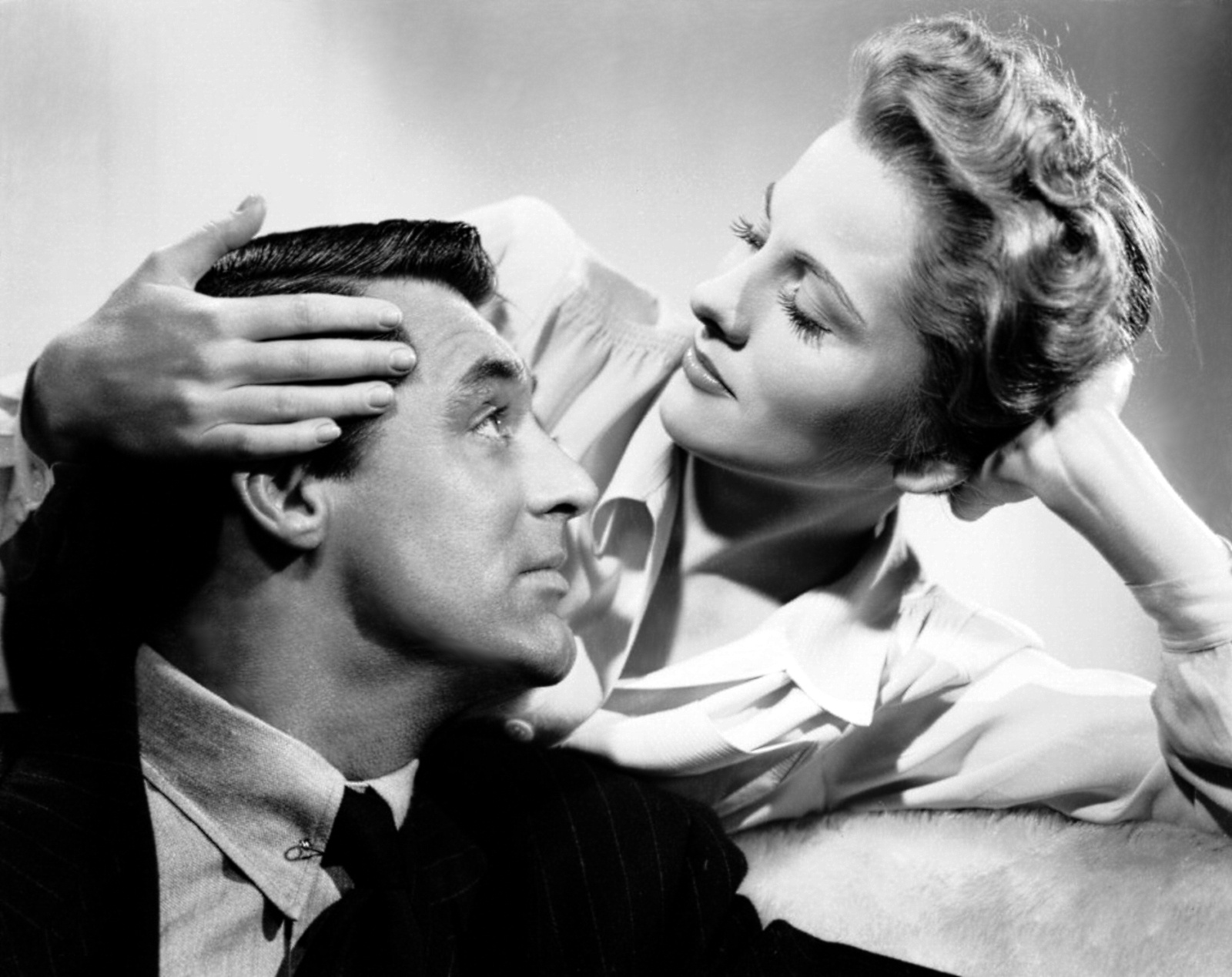 1001 classic movies suspicion for Cary grant first movie