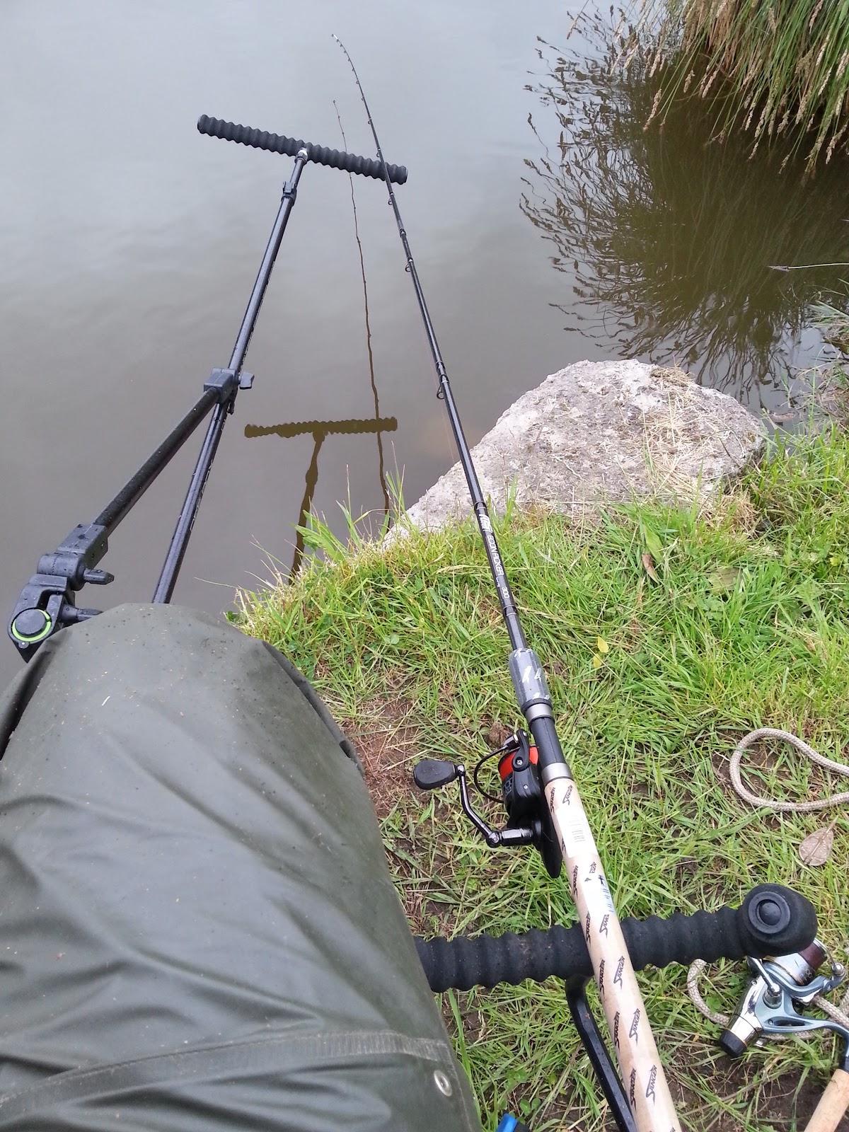 Le jeu par les mains la pêche