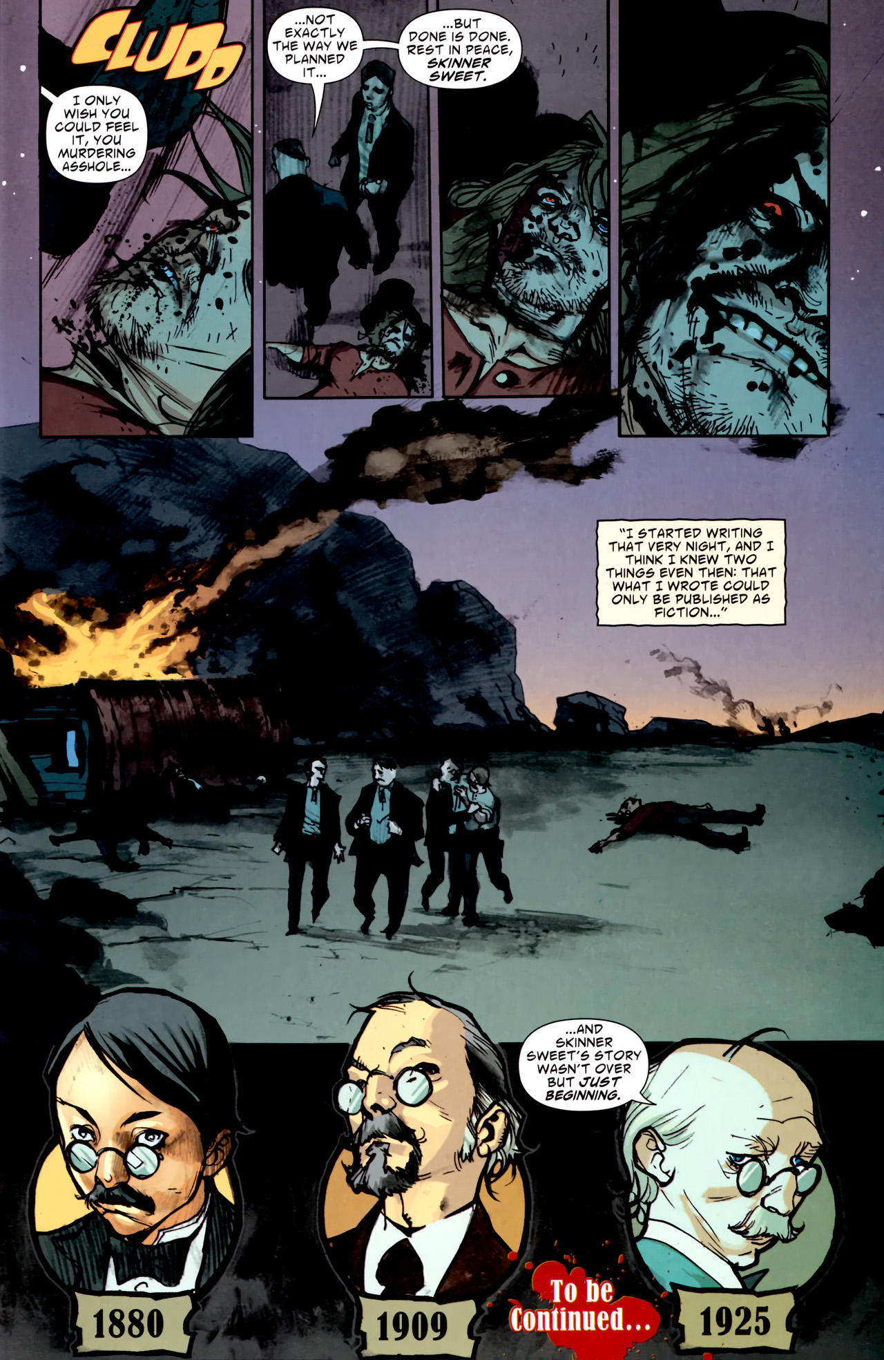 Read online American Vampire comic -  Issue #1 - 34
