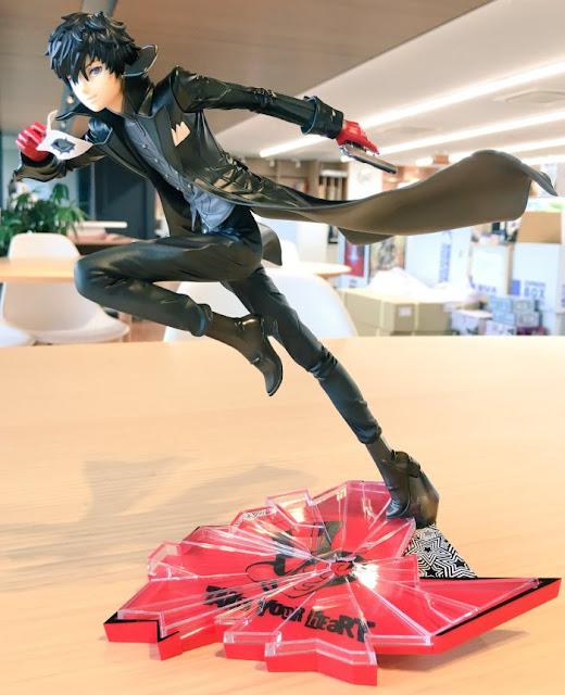 Shujinkou Kaitou ver. ARTFX J de Persona 5 - Kotobukiya