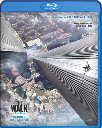 The Walk [BD25] [2015] [Latino]