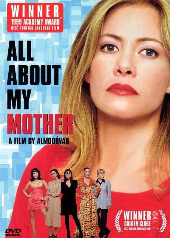 18+All About My Mother (1999) Spanish 300MB BluRay 480p Downlaod