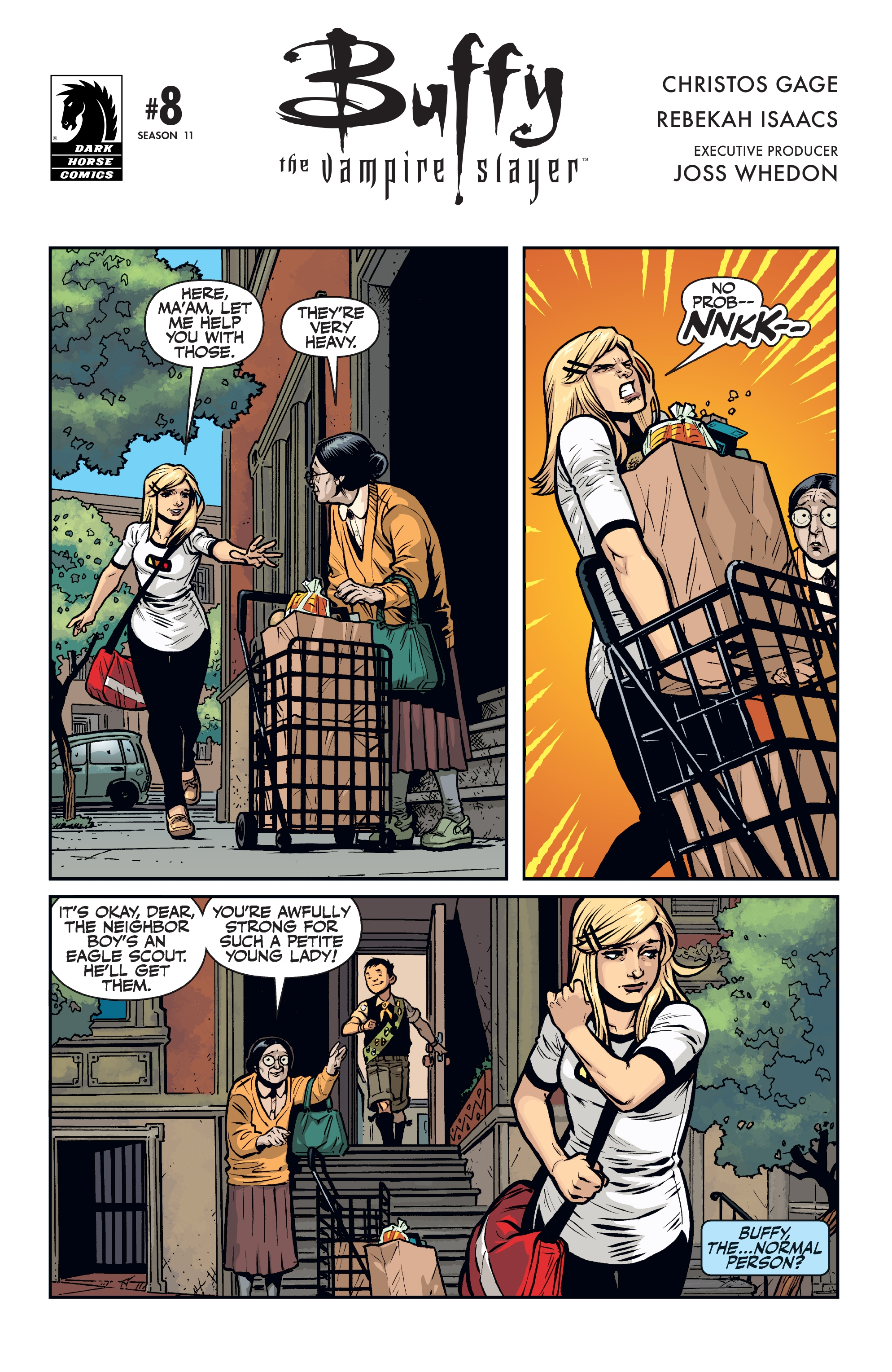 Read online Buffy the Vampire Slayer Season 11 comic -  Issue #8 - 2