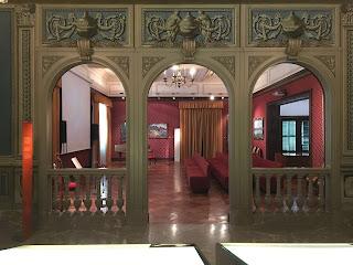 Sala de concerts del Museu Pau Casals del Vendrell