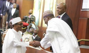 APC Puts in Efforts To Settle  Buhari and National Assembly Feud