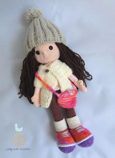 Zuzia lalka nieduża