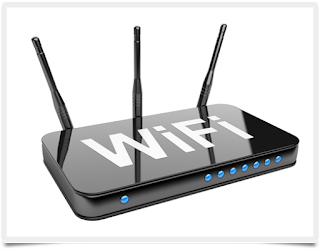 Contoh gambar router wifi source google