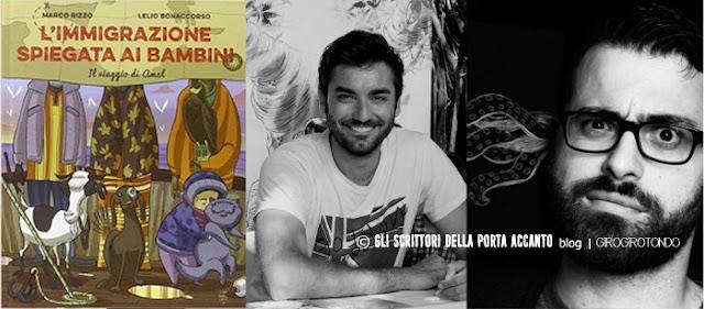 Il-viaggio-Amal-Marco-Rizzo-Lelio-Bonaccors-recensione-immigrazone-bambini