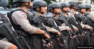 Beredar Kabar Korps Brimob Polri Nyatakan SIAGA I, Ini Penjelasan Divisi Humas POLRI