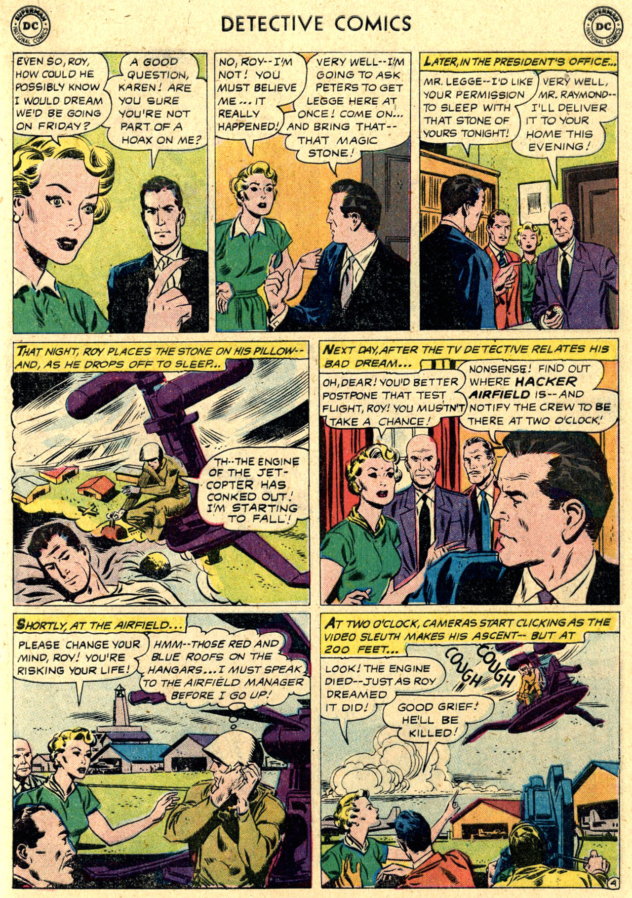 Read online Detective Comics (1937) comic -  Issue #263 - 21