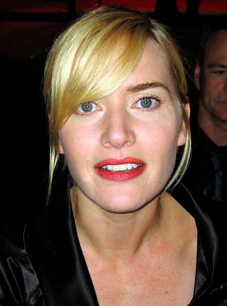 الممثلة الانجليزية كيت وينسلت