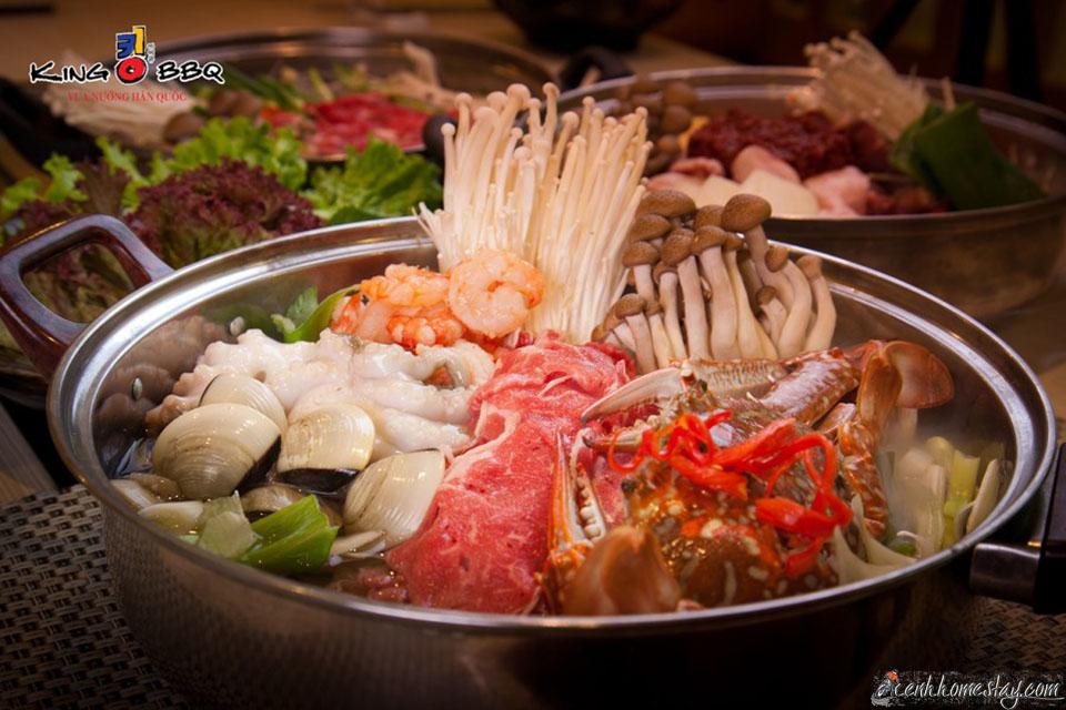 20 nhà hàng quán ăn Hàn Quốc ngon rẻ và nổi tiếng ở Sài Gòn