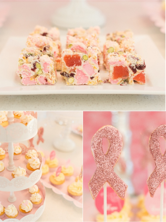 Pink October Free Party Printables - BirdsParty.com
