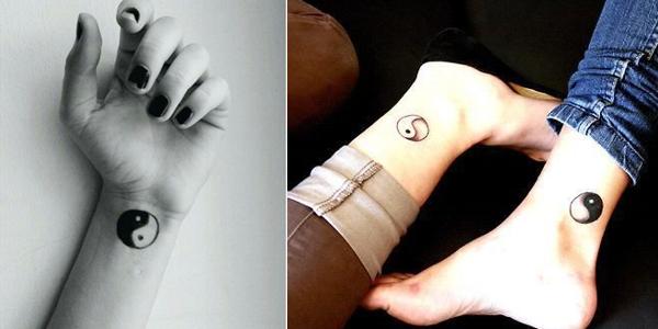 Mytattoolandcom Yin Yang Tattoos