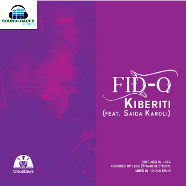 "Tanzanian rapper, Fid Q celebrates his birthday with a new hip-hop joint titled ""Kiberiti"" featuring singer, Saida Karoli.  The track get production credits from Lufa.     RELATED: AY ft. Fid Q – Microphone Happy Birthday Fid Q from we all at NaijaVibes!!  Listen, download and share your comments."