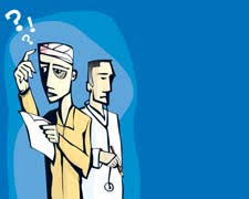 Doktorların yazısı