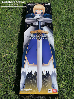 Proplica Excalibur de Fate/stay night - Tamashii Nations