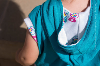 Sewing Summer Tees: GYCT Bowmont Tee {kids clothes}
