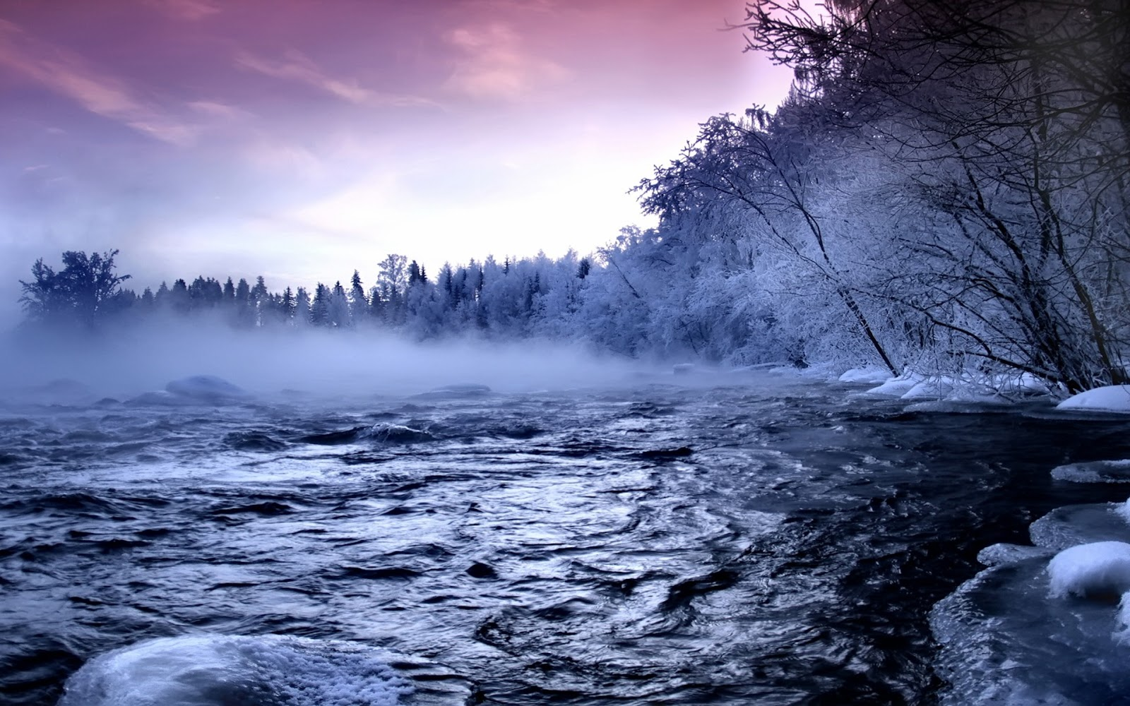 Awesome Galleries: best wallpaper nature winter for dekstop