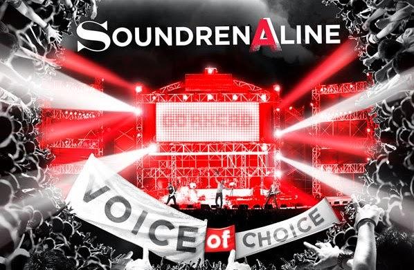 Soundrenaline 2014 Medan