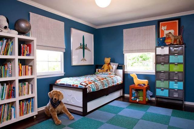 Warna Cat Kamar Tidur Biru Untuk Anak Laki Laki Warna Cat Kamar Tidur Biru Untuk Anak Laki Laki
