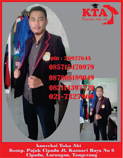 Penjahit Jas Almamater Di Tangerang