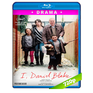 Yo, Daniel Blake (2016) BRRip 720p Audio Dual Latino-Ingles